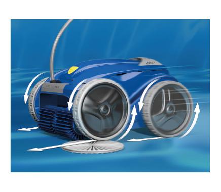 Vortex 4WD & 2WD RV 5600