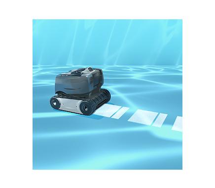 Tornax pro ot3200 limpiafondos de piscina el ctrico zodiac for Como limpiar el fondo de una piscina sin limpiafondos